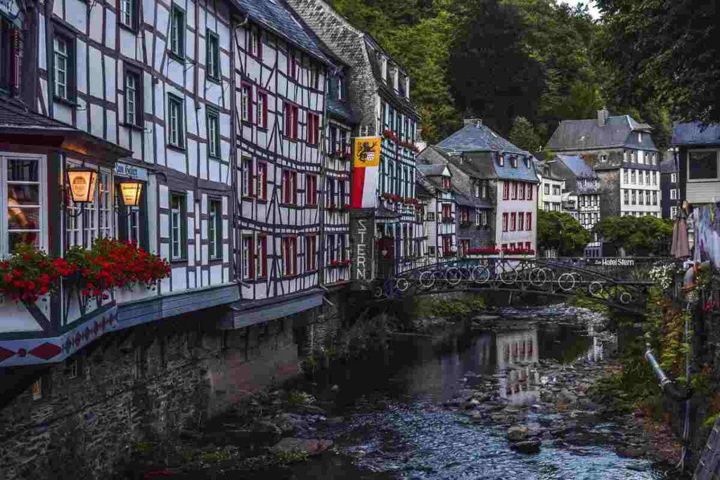 8x doen voor de Eifel in Duitsland