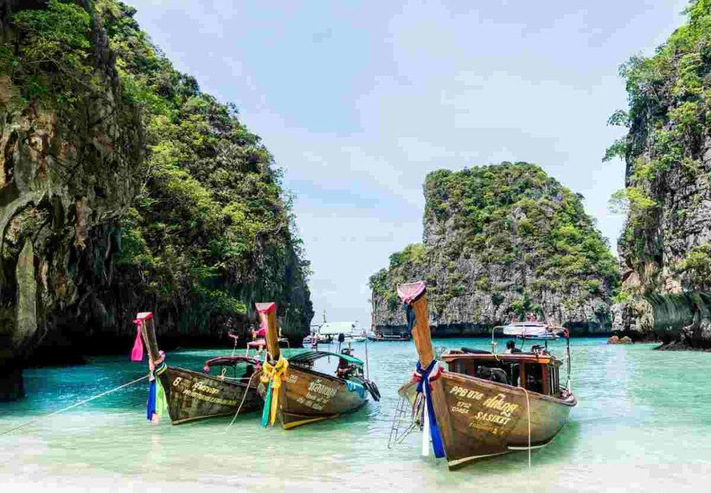 10x de mooiste eilanden van Thailand