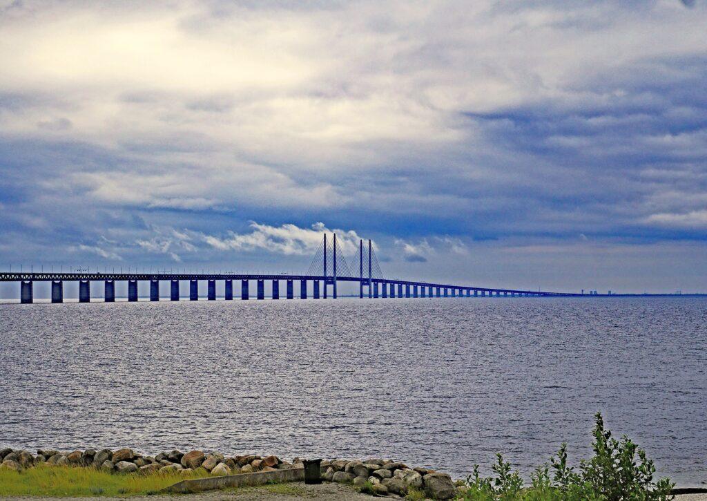 Van Kopenhagen naar Malmö