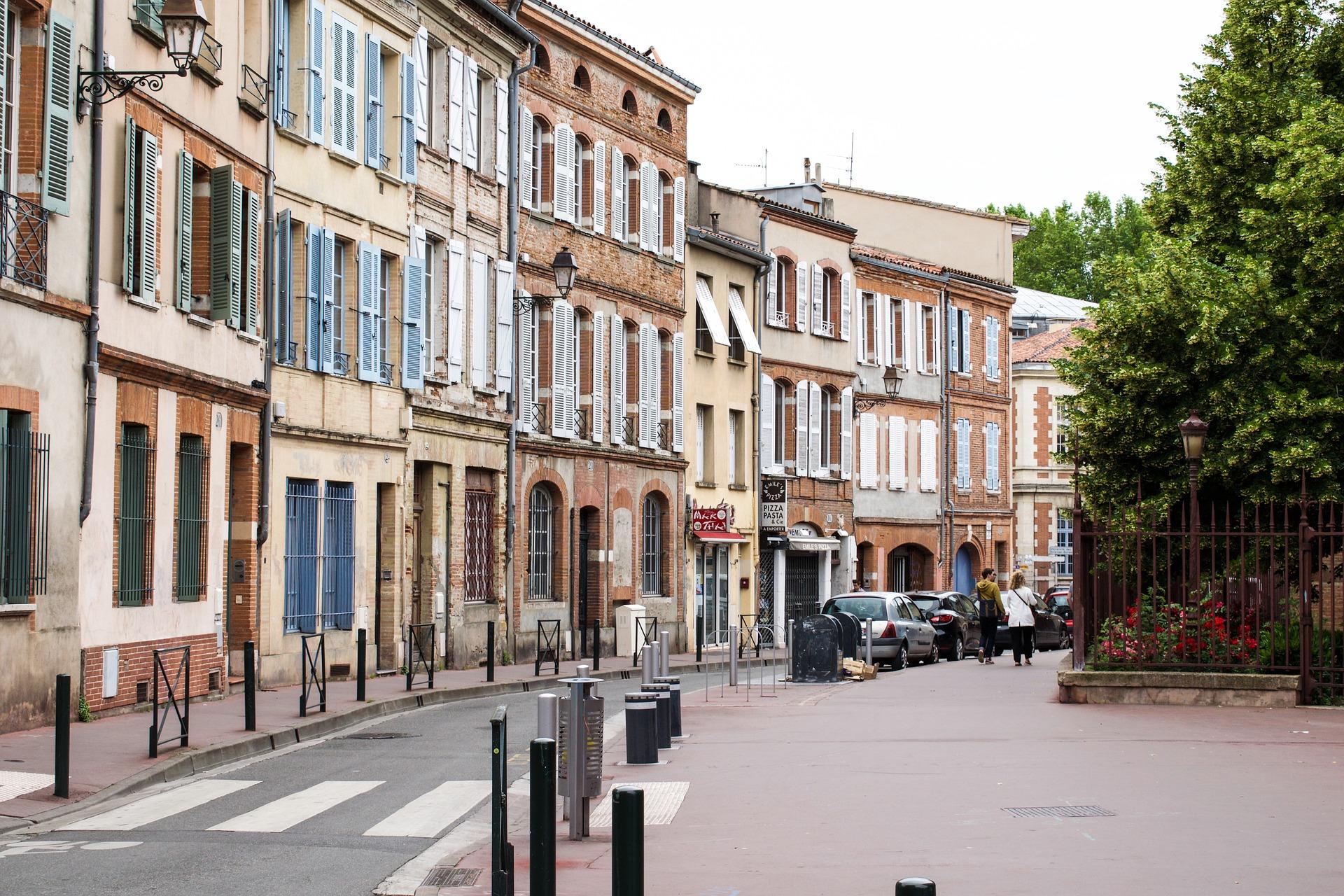 Toulouse een leuke stad in Frankrijk