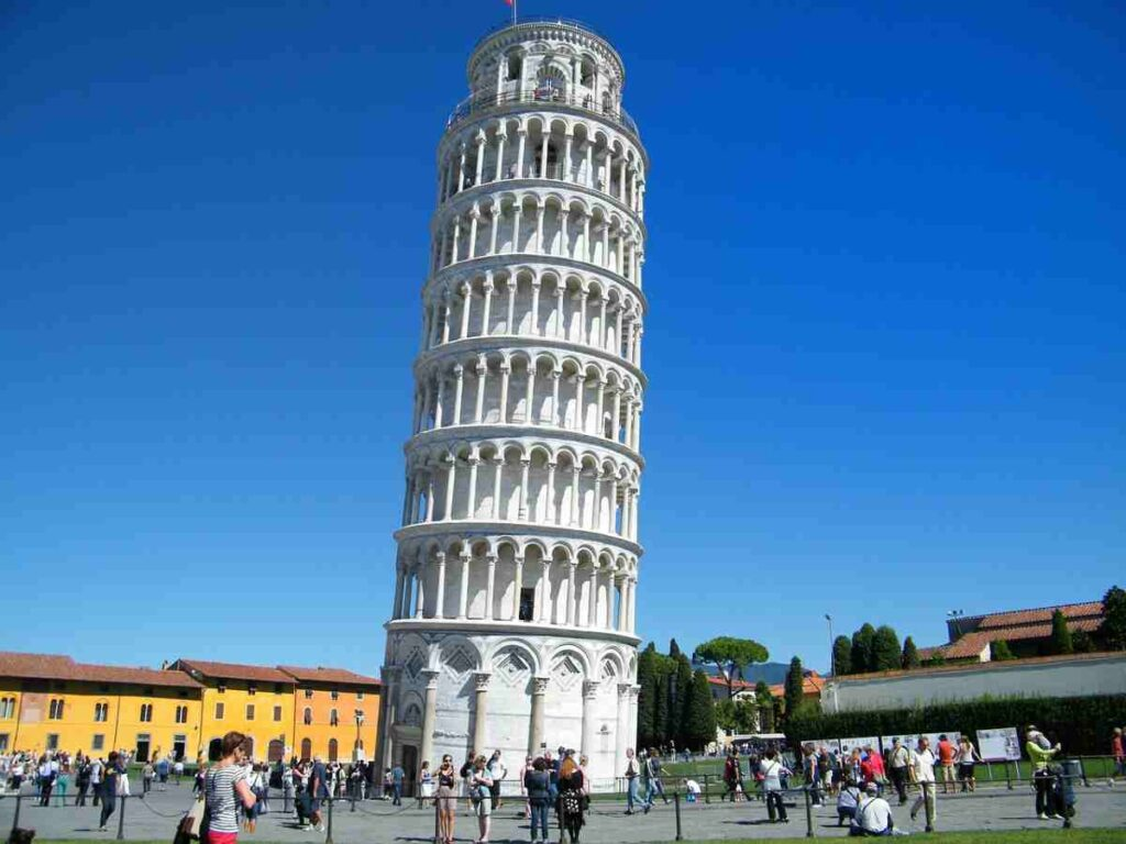 Cityguide Pisa: Parkeren, bezienswaardigheden & de beste tips