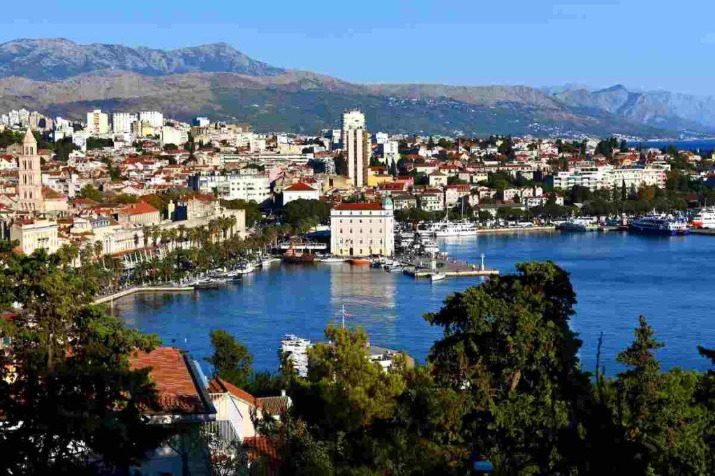 10x doen in de Kroatische plaats Split