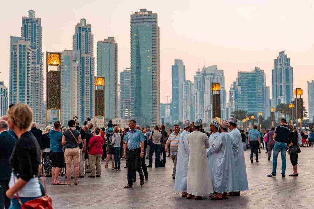 11x doen als je op vakantie gaat naar Dubai