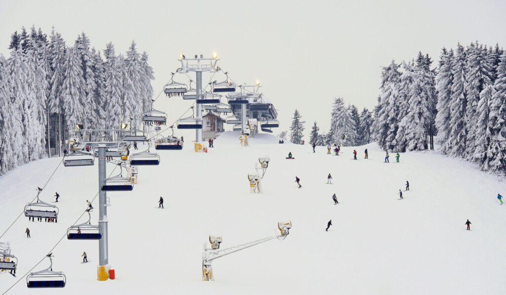 Wintersport Winterberg: Kosten, skigebied & beste tips