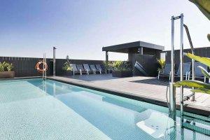 Hotel Andante zwembad