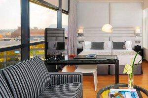 Hotel H10 Marina Barcelona kamer