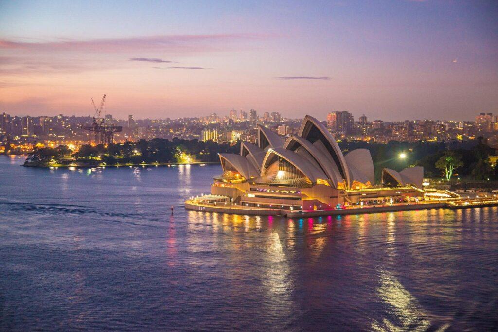 Vliegen naar Australië: tijd, tussenstops en tips