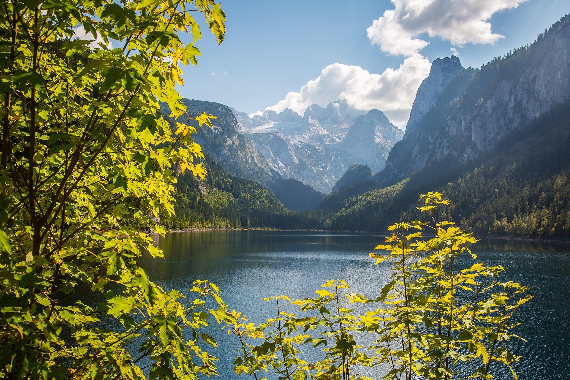 Gosau Dachstein in Oostenrijk