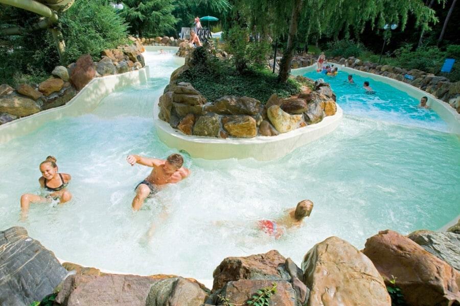 Landal Vennenbos Hapert zwembad