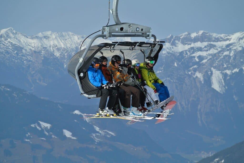 Zillertal arena skigebied, kosten & praktische informatie voor je wintersport