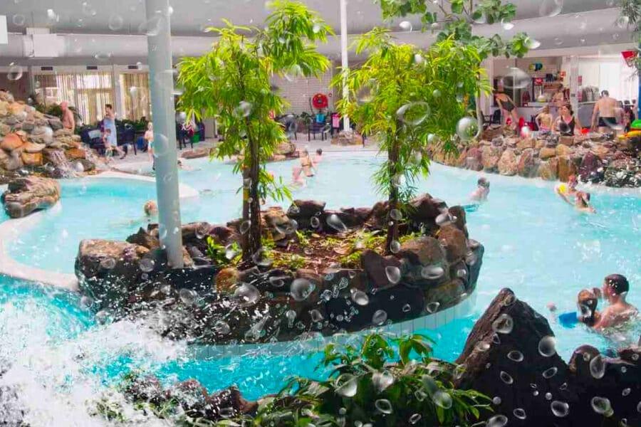 Buitenhof de Leistert zwembad