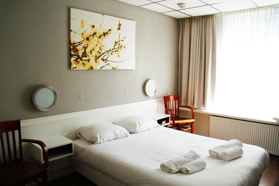 Grand Hotel Rotterdam kamer