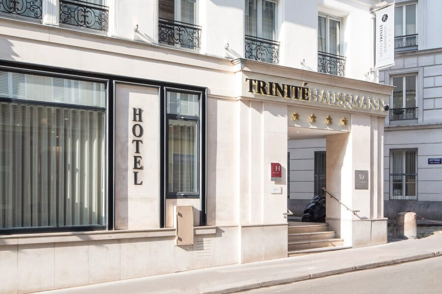 Hotel Trinite Plaza