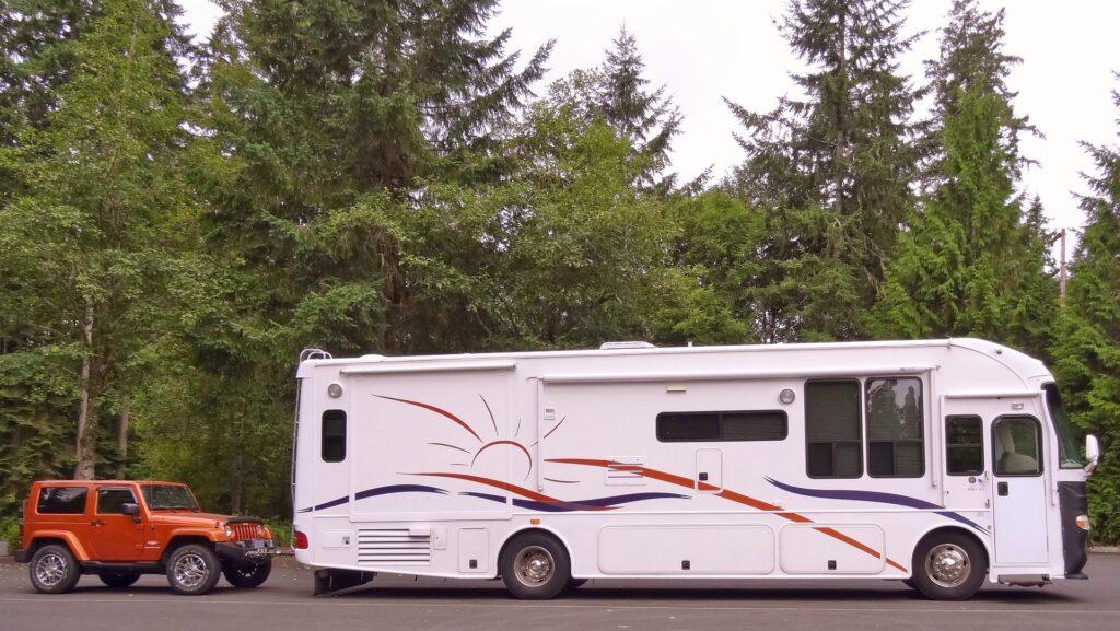Reisgids camper door Amerika: De beste tips & rondreizen