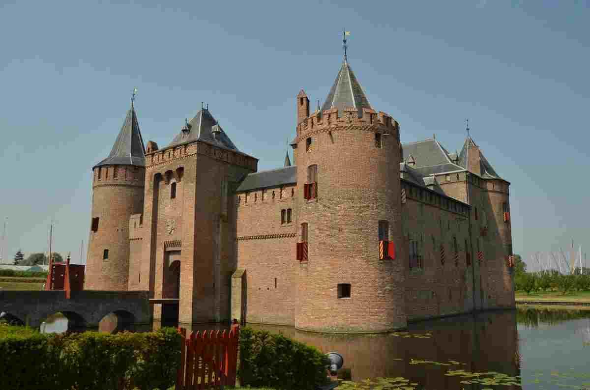 kasteel muiderslot