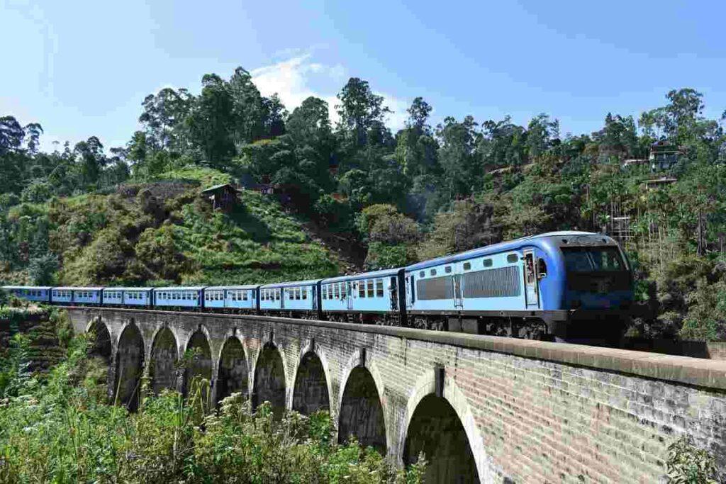 Dit is de ultieme reisroute door Sri Lanka