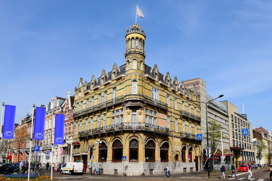 Amrath Grand Hotel de l'Empereur maastricht
