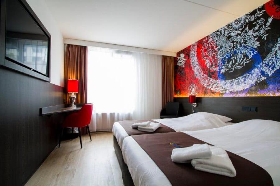 Bastion Hotel Maastricht kamer