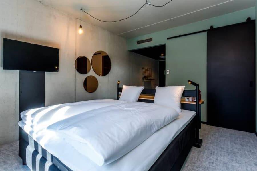 Black Label Hotel Valkenburg kamer