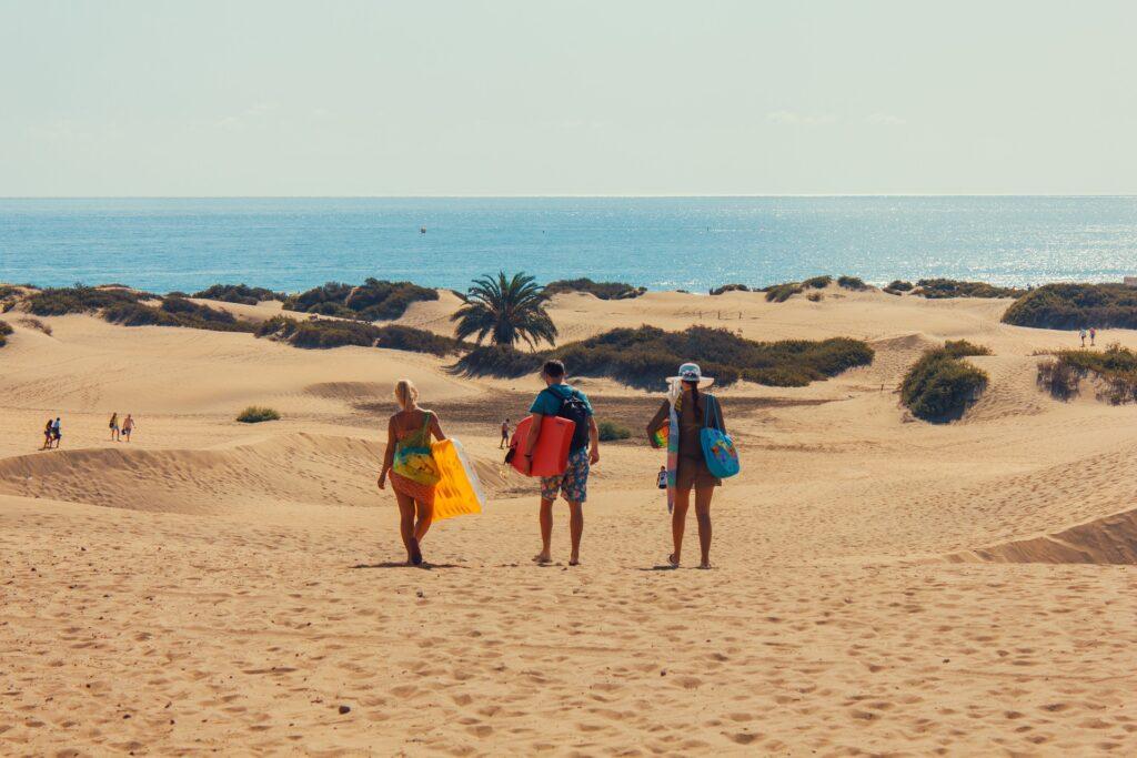 Genieten aan de Spaanse stranden? Dit zijn alle regels!