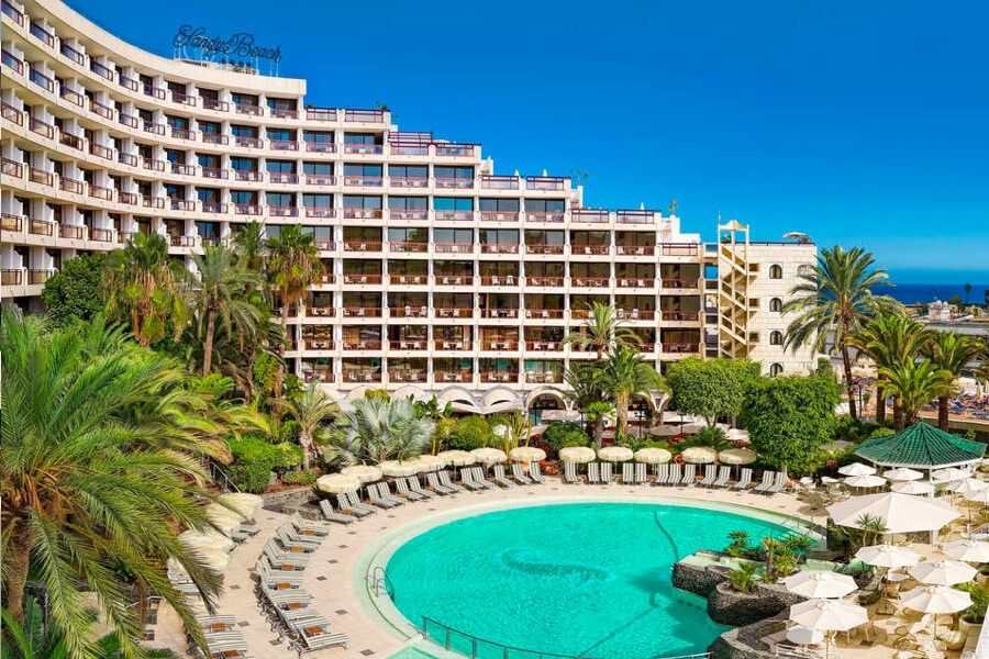 Hotel Seaside Sandy Beach gran canaria