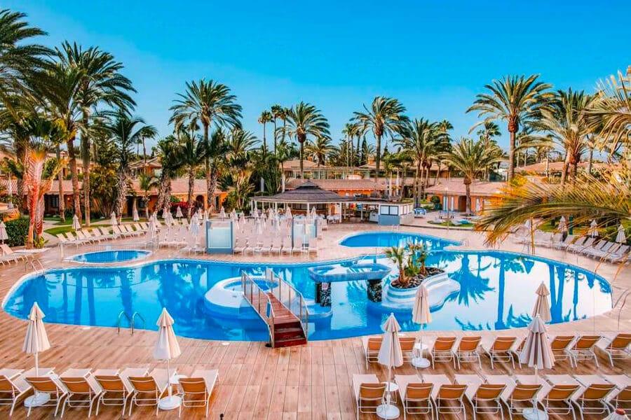 Hotel Suites Villas by Dunas gran canaria