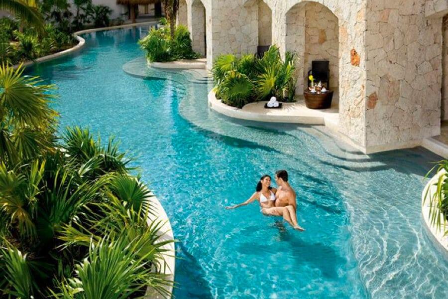 Secrets Maroma Beach Riviera Cancun zwembad