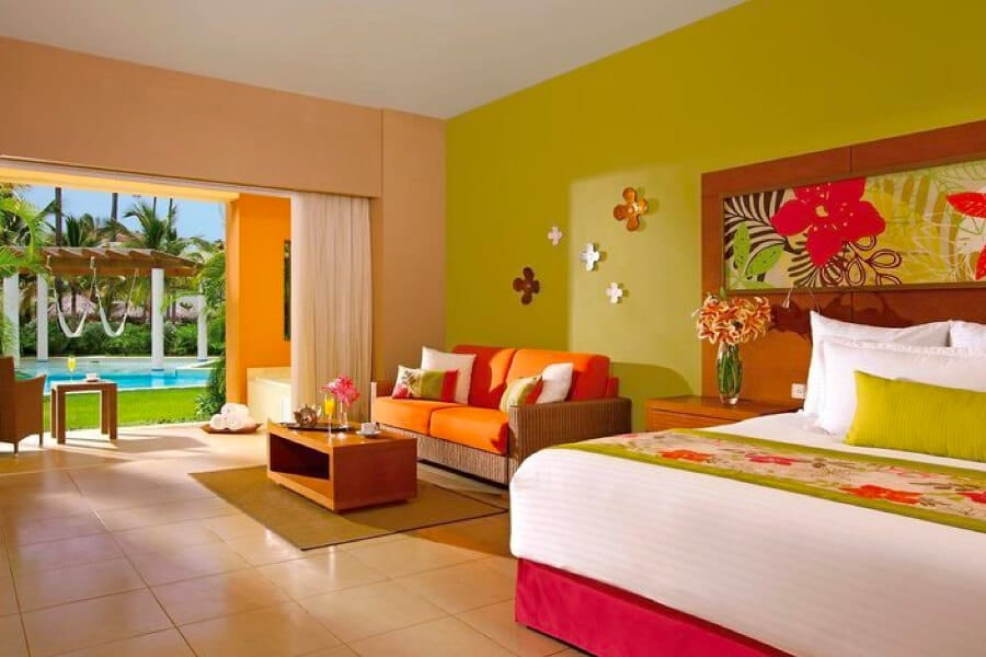 Secrets Royal Beach Punta Cana kamer