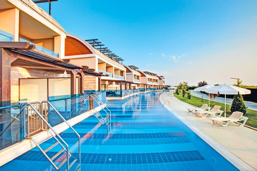 TUI Magic Life Jacaranda swim up kamers