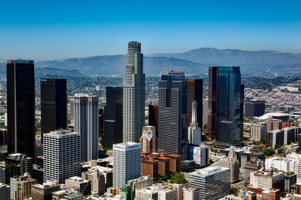21x de mooiste bezienswaardigheden van Los Angeles