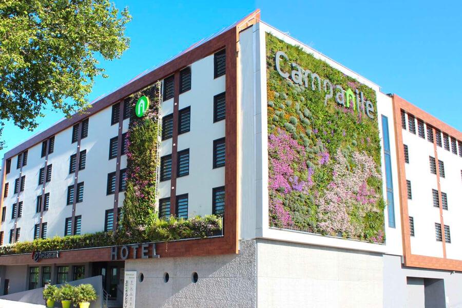 Hotel Campanile Lyon Sud Confluence Oullins