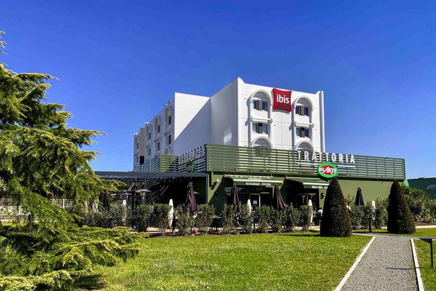 Ibis Hotel Bordeaux Pessa