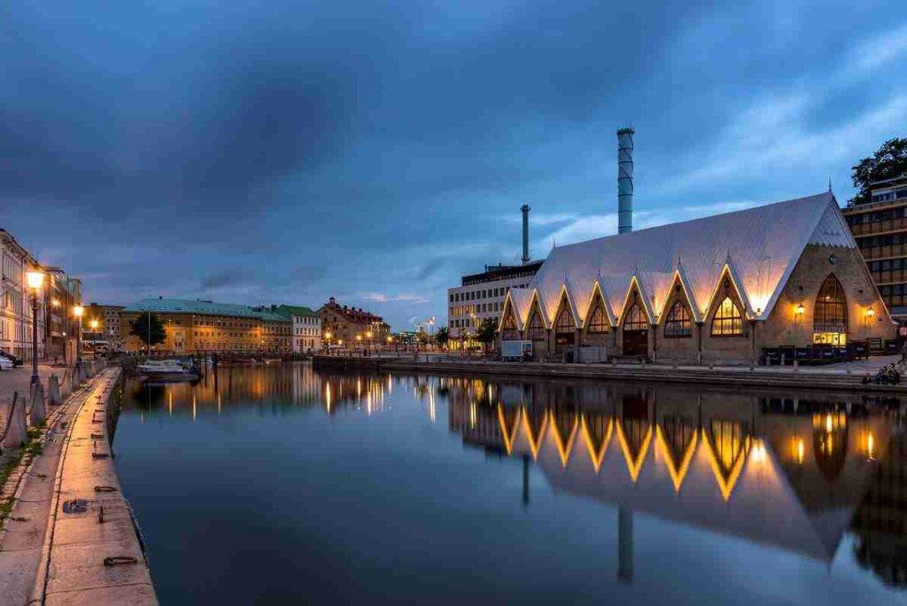 12 bezienswaardigheden in het Zweedse Göteborg