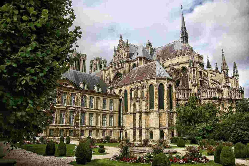 10x doen in het Franse Reims