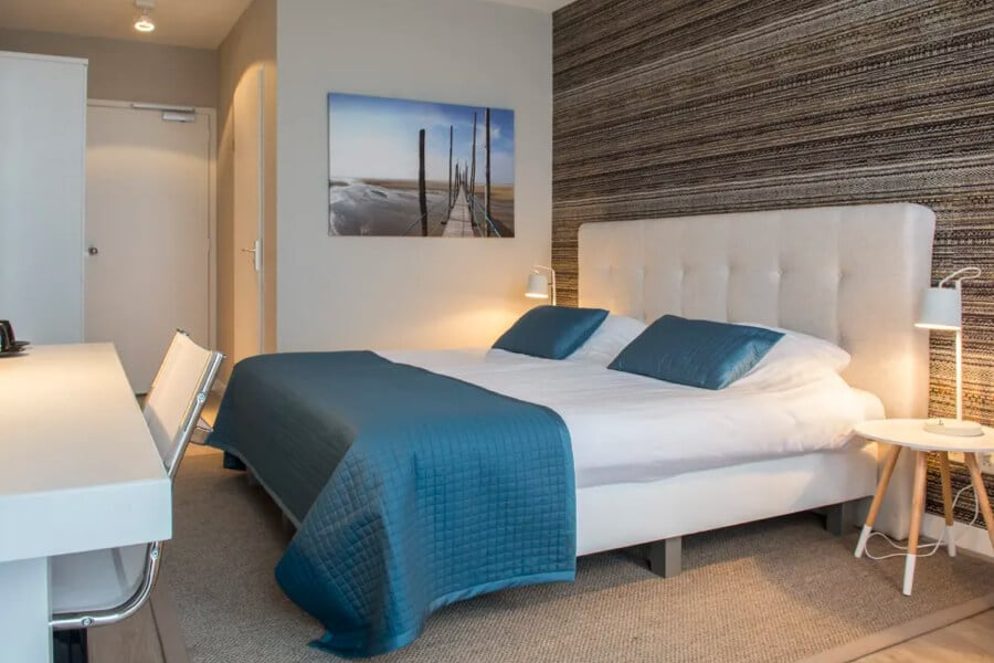 Hotel Molenbos Texel kamer