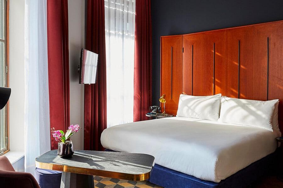 De hipste & unieke hotels van Den Haag