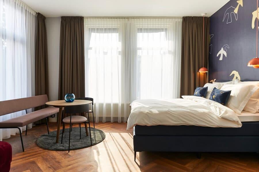 Hotel Pistache kamer den haag