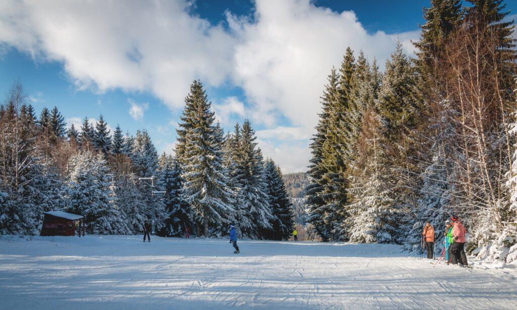 Wintersport in Slowakije: 8x de mooiste skigebieden