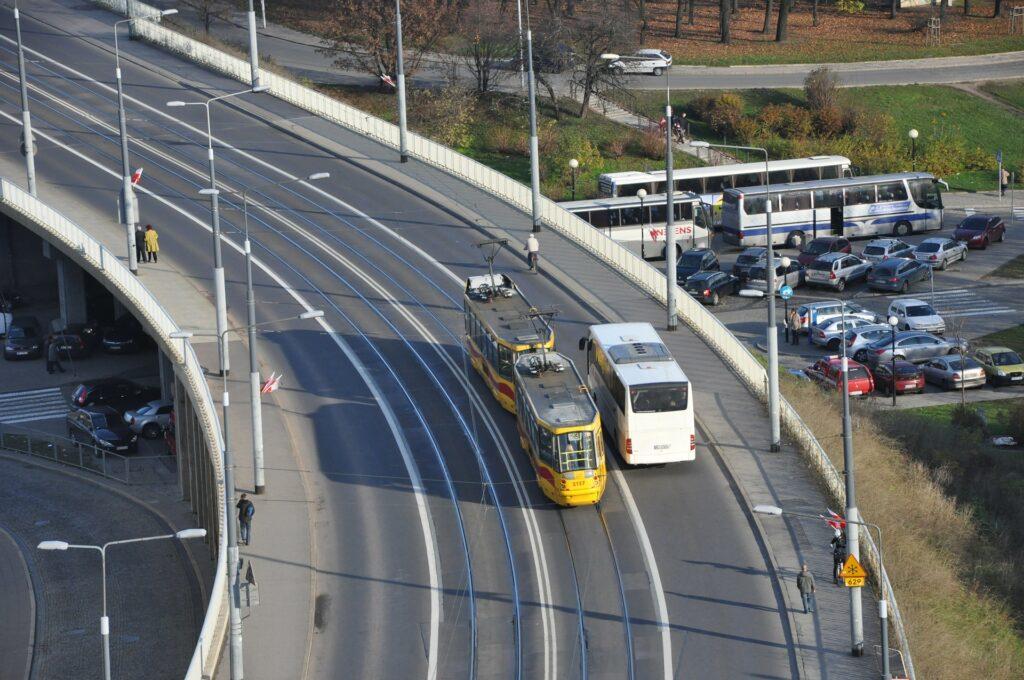 Openbaar vervoer Warschau