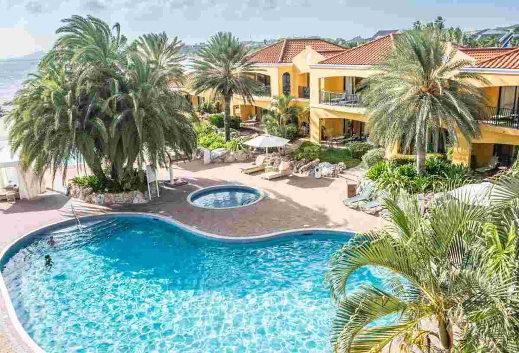 8 beste resorts en luxe hotels van Curacao