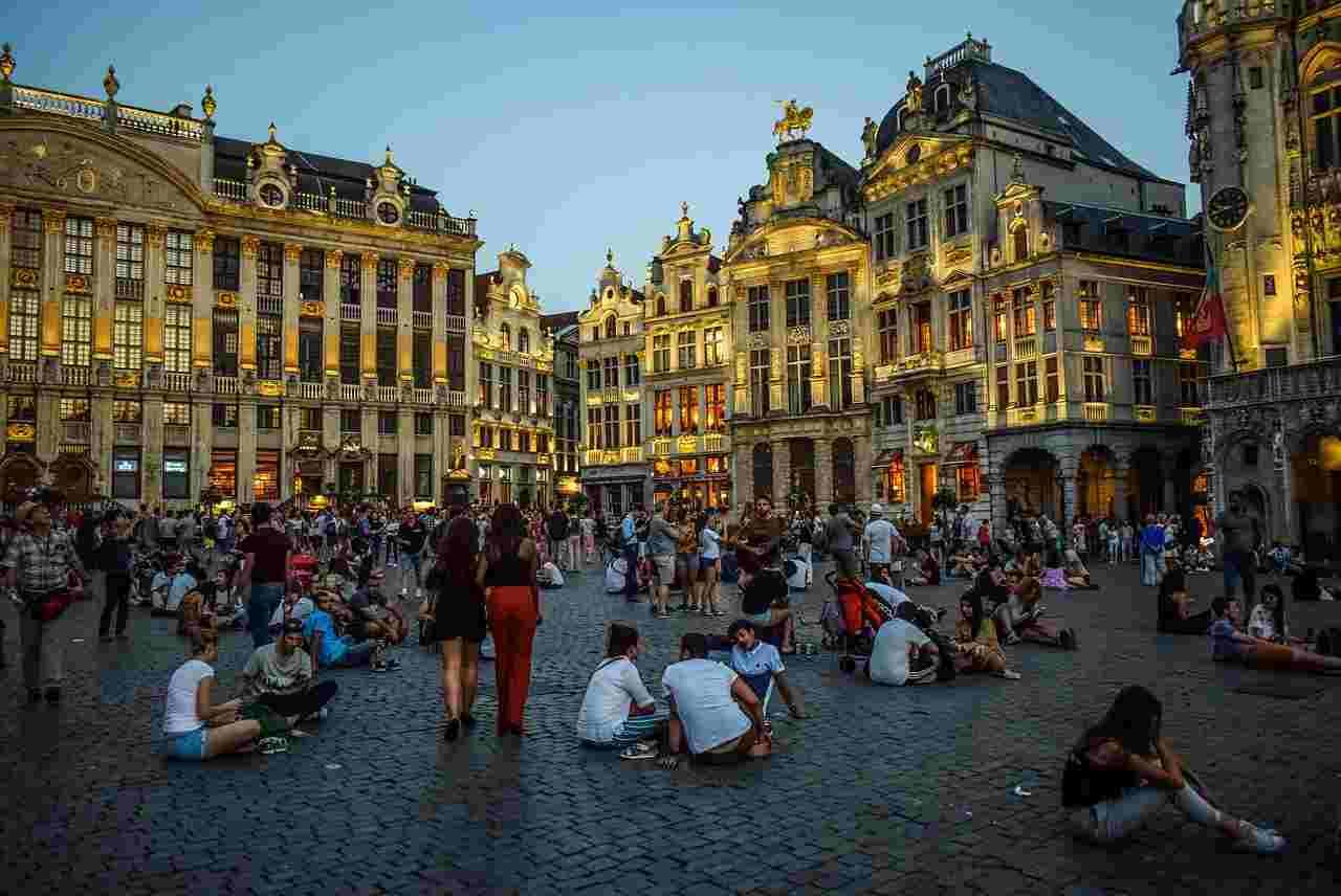 vakantie België