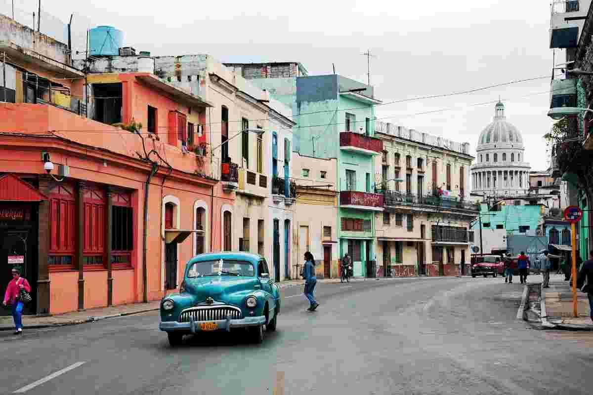 cuba straat havana