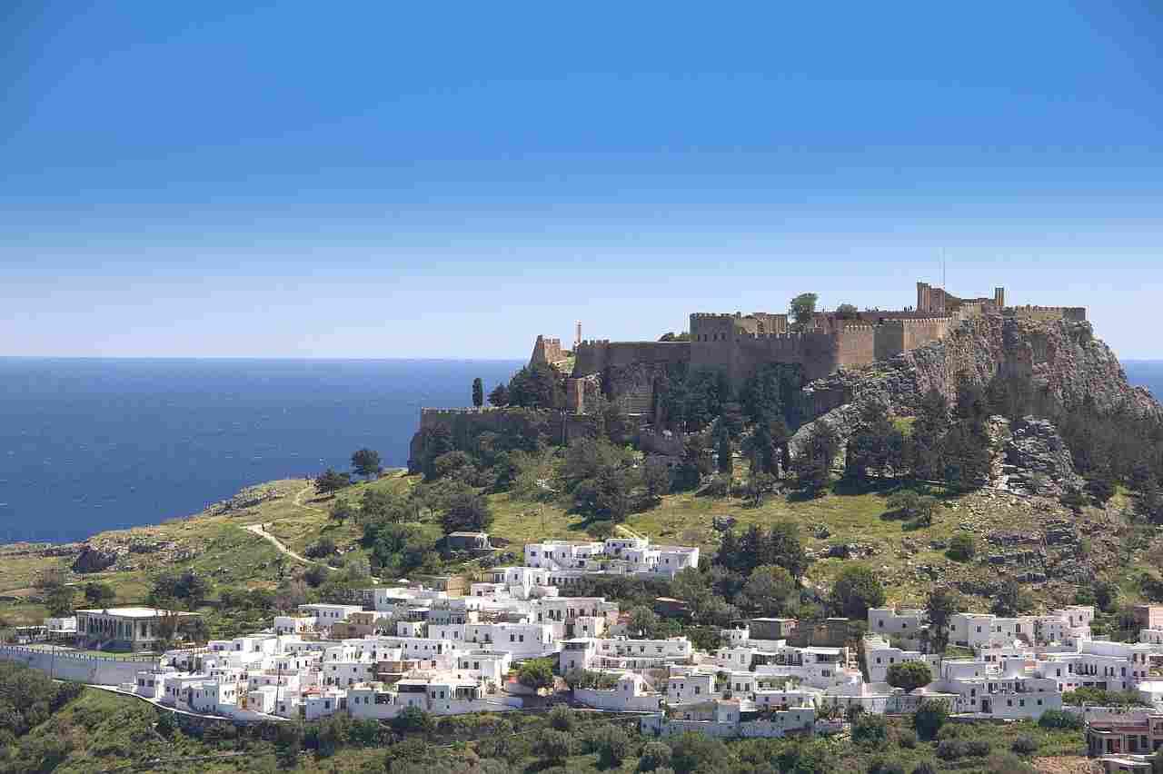 Griekenland - Rhodos
