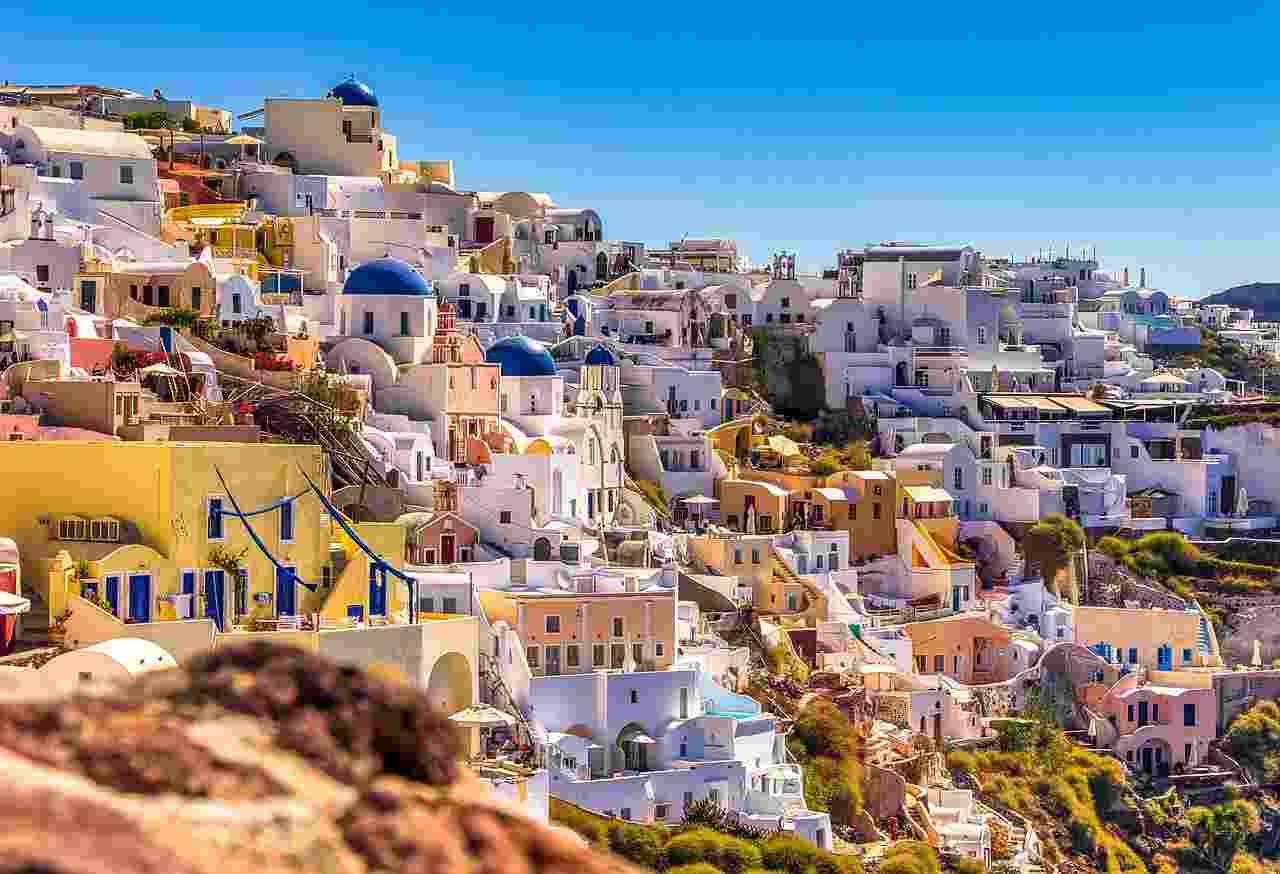 Griekenland - Santorino