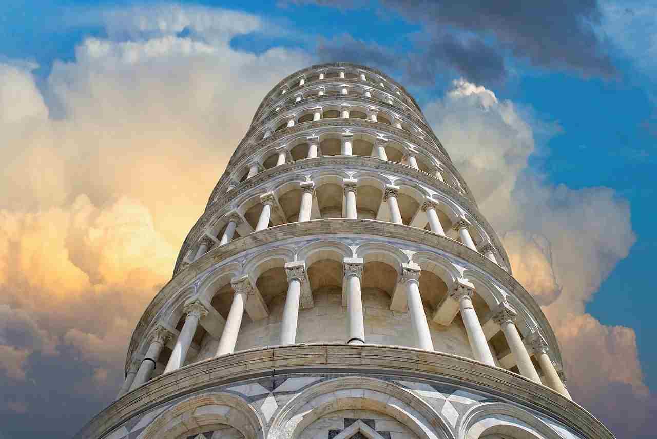 Italië - Toren van Pisa