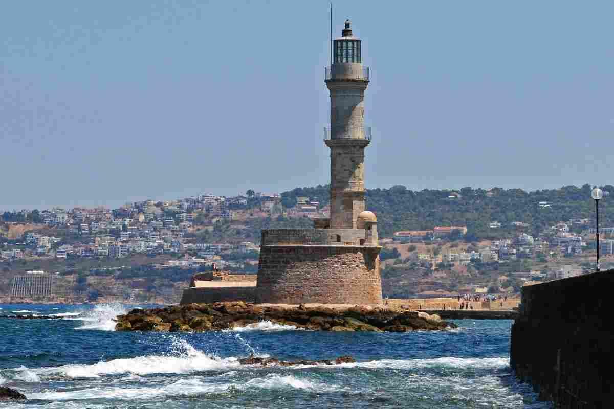 Chania Kreta Griekenland