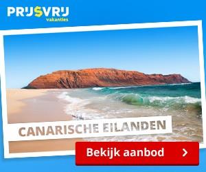 prijsvrij canarische eilanden banner