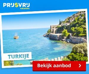 Prijsvrij Turkije banner