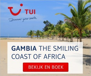 tui gambia banner