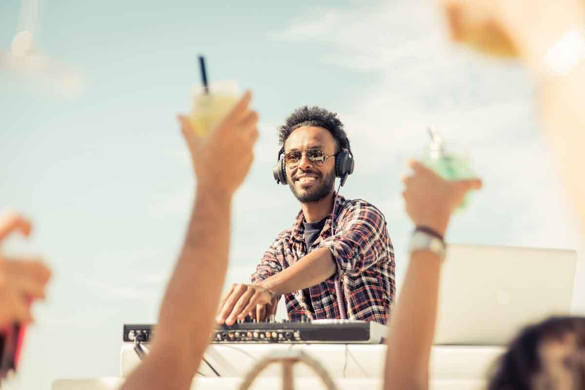 Beachclub DJ
